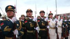 駐港儀仗女兵的新春愿望