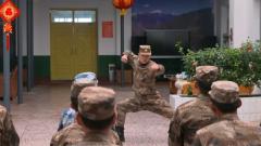 【军营大拜年】武术表演尽显军人风采