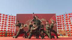 【军营大拜年】军人的名字是第一!歌手小曾唱出军人心声