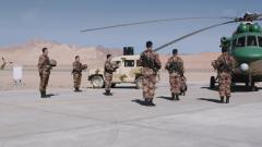【军营大拜年】《昆仑的呼唤》:向喀喇昆仑高原上的战斗英雄致敬