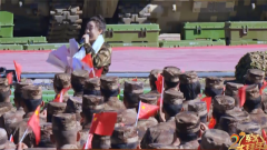【军营大拜年】一曲《大中国》祝福千万家