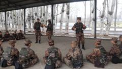 各部队广泛开展党史学习教育