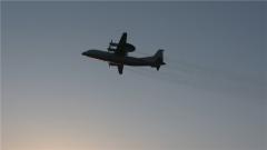 【直击演训场】全时待战 海军特种机多课目飞行训练
