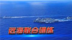 【南部战区海军远海联合训练】攥指成拳 多军兵种整体联动