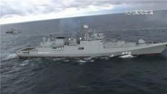 北约在黑海开启系列联合军演