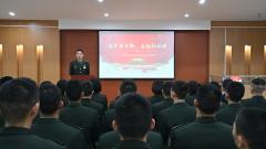 全军各部队展开多种形式的党史学习教育活动