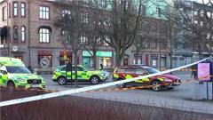 """瑞典南部发生""""疑似恐袭事件"""" 多人受伤"""