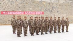 新兵役前训练动员展开 助力应征新兵走好从军第一步