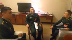 【聚焦两会】连线总台央视记者浩亦:解放军和武警部队282名人大代表向大会报到