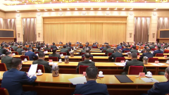 出席十三届全国人大四次会议解放军和武警部队代表团成立