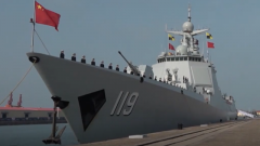 海军第36批护航编队完成任务凯旋