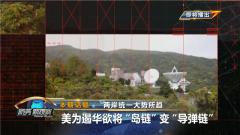 """《防务新观察》20210310 两岸统一大势所趋 美为遏华欲将""""岛链""""变""""导弹链"""""""