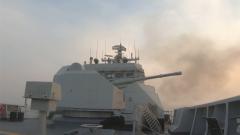 敌情不断!北部战区海军某护卫舰支队开展多课目实战化训练