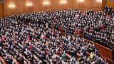 3月11日,第十三届全国人民代表大会第四次会议在北京人民大会堂举行闭幕会。新华社记者 李响 摄