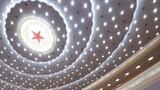 3月11日,第十三届全国人民代表大会第四次会议在北京人民大会堂举行闭幕会。新华社记者 刘彬 摄