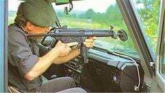 【军视小课堂·持续火力专题】武器艺术品 MP5冲锋枪