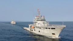 争分夺秒!南部战区海军某防救支队组织多课目救援训练