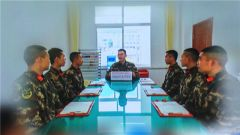 全军部队传达学习十三届全国人大四次会议精神