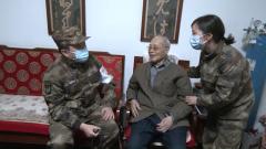 东部战区总医院专家医疗队巡诊送药到基层