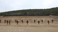 陆军第71集团军组织开展教导机构比武考核