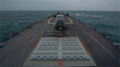 """美军驱逐舰中途""""溜号""""穿航台湾海峡 专家:强行""""加戏""""制造舆论"""