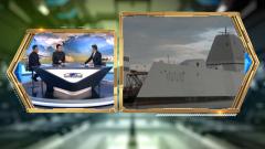"""叶海林:美海军欲通过在驱逐舰上安装高超声速武器和激光炮来确保""""输血"""""""