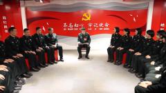 全国人大代表尹东:将两会精神融入练兵实践