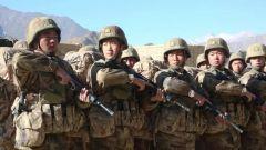 新式单兵综合系统战斗携行具配发高原驻训部队