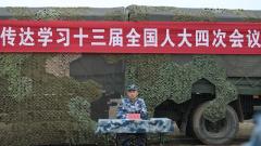 全国人大代表余海龙:在练兵备战中发挥党员模范作用