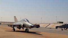 地靶实弹训练 开启飞行学员迈向战斗员的第一步