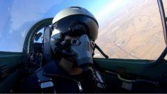 空军哈尔滨飞行学院:飞行学员开展对地攻击实弹训练