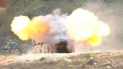 【直击演训场】全时作战 装甲突击车分队跨昼夜实弹射击