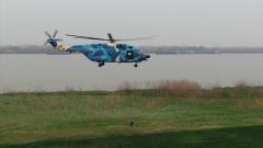 【直击演训场】空军直升机展开未知条件搜救训练