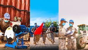 【军视界】致敬!有一种身影,叫中国蓝盔!