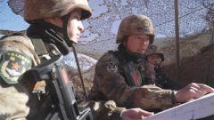营长简春:谋战研战 精武强能的领头雁