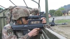 陆军第72集团军某合成旅开展多课目实战化射击考核