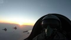 海军航空兵某部:贴近实战练兵 组织多机型反潜训练