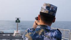 海军某护卫舰支队组织舰艇编队开展长航时多课目训练