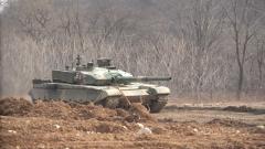 【直击演训场】科学组训 密林山地主战坦克火力全开