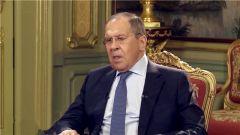 俄外长拉夫罗夫:美国所作所为与小流氓如出一辙