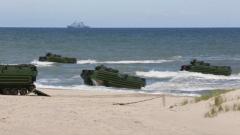 【乌东部局势再趋紧】乌克兰军方宣布与北约举行联合军演计划