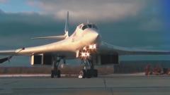 军机逼近美国 数万军人在俄远东地区开展演习