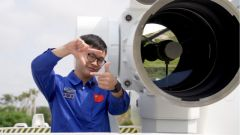 你听说过火箭摄影师吗?文昌航天发射场第一观测视角让你开眼界
