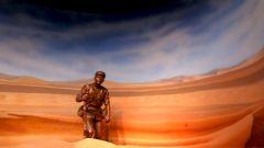 沙漠中失联24小时,搜索队员李再林被发现时的样子让人泪目……