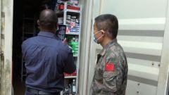 刚果(金):中国维和医疗分队圆满通过第三次联合国装备核查