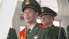 兵王李寿武:守护水域30年 光荣退休