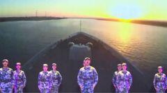 海军文艺轻骑队赴基层为兵服务