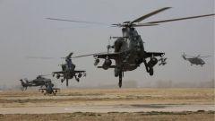 从白天到黑夜!看多类型直升机长时间飞行训练