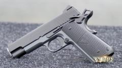 称霸市场的经典武器:格洛克手枪