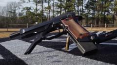 手枪中的冲锋枪:伯莱塔M93R冲锋手枪